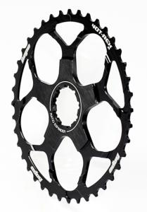 Pignon Hope 40T Rex Noir compatible uniquement cassette Shimano 10 Vitesses