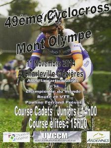 Cyclo Cross du Mont Olympe
