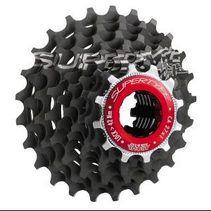 Cassette Route 11 Vitesses Miche Supertype 11x32 adaptable Shimano